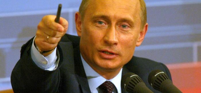 Vladimir Putin's Syria Operation