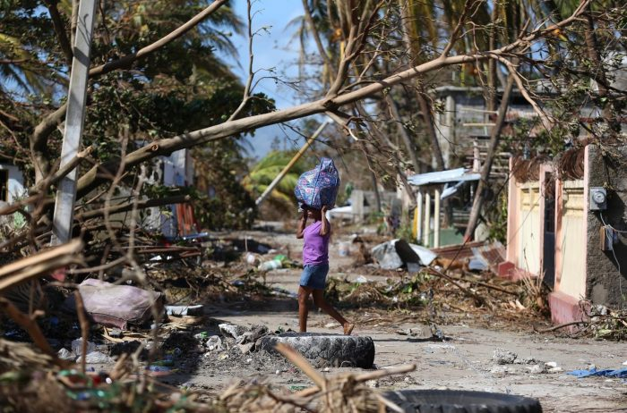Hurricane Matthew Leaves Catastrophic Destruction in Haiti