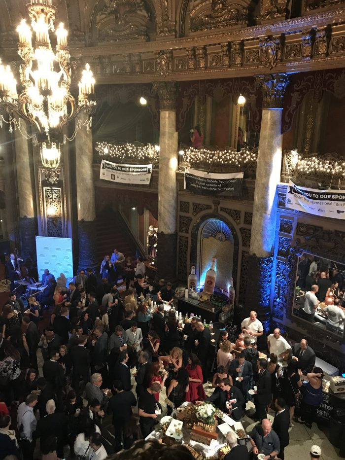 JC Hosts Golden Door International Film Festival