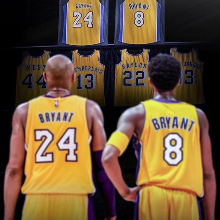 Kobe Hangs Up Another One