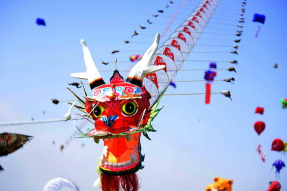 Shandong, the World Kite Capital