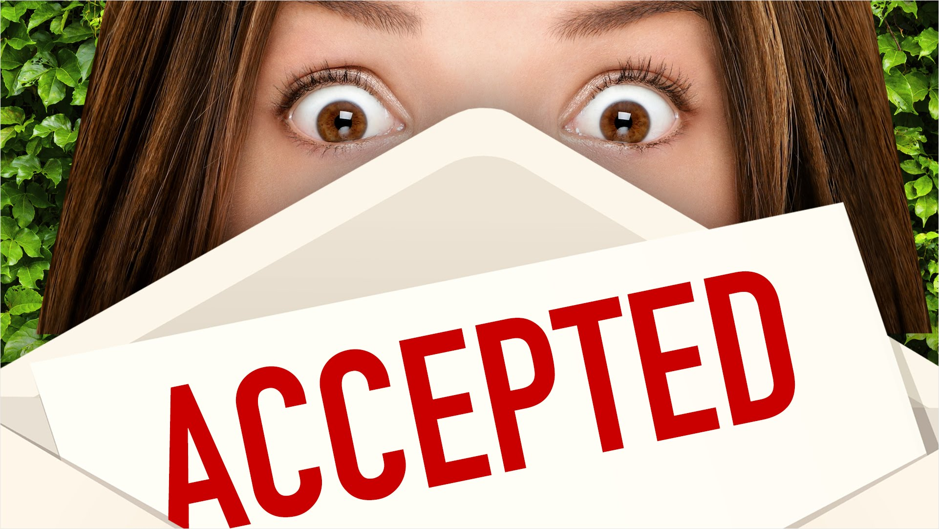 being accepted into college Your question is a little confusing are you applying to a community college -which is a two year college or a four year college you can not be accepted into a college if you have not sent your hs transcripts as yet the sch.