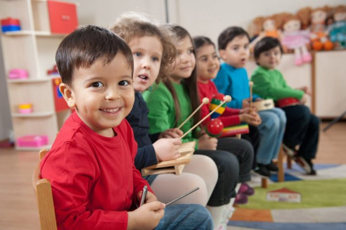The Impact of Music on Child Development