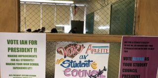 Student Council Elections Are Underway