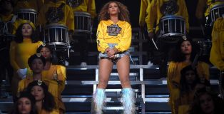 Beyoncé headlines 2018 Coachella Valley Music And Arts Festival Weekend 1 on Saturday, in Indio, Calif