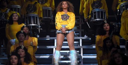 Beyoncé headlines 2018 Coachella Valley Music And Arts Festival Weekend 1 on Saturday, in Indio, Calif