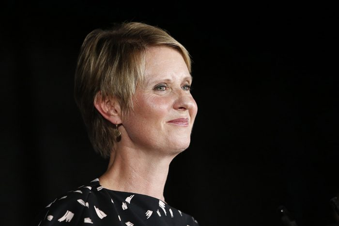 Op-Ed: Why NY Democrats Didn't Vote for Cynthia Nixon