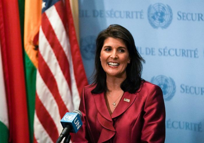 Nikki Haley's Unexpected Resignation