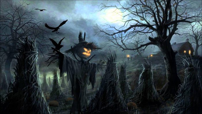 "Poetry: ""Halloween Night"""