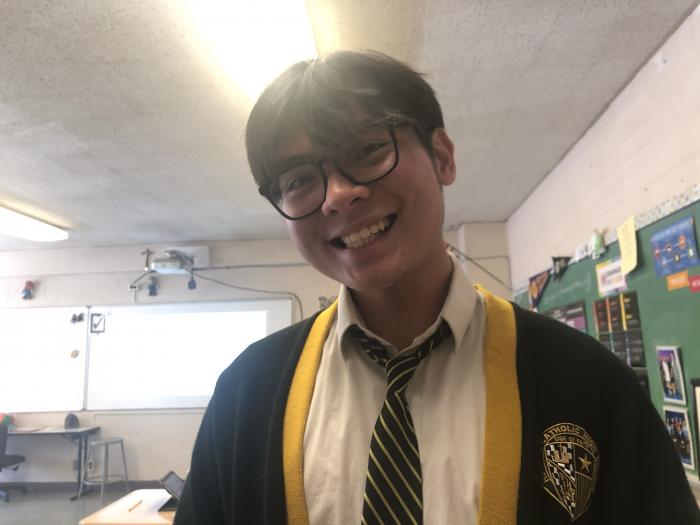 Hawk Spotlight: Aiden Nguyen