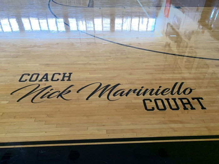 Coach Nick's Court