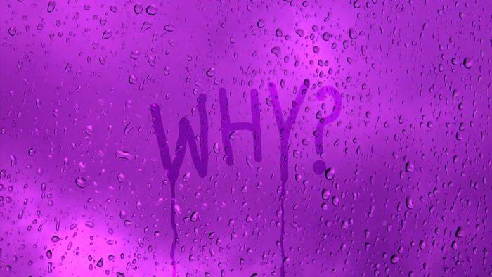 """Poem: """"Why?"""""""