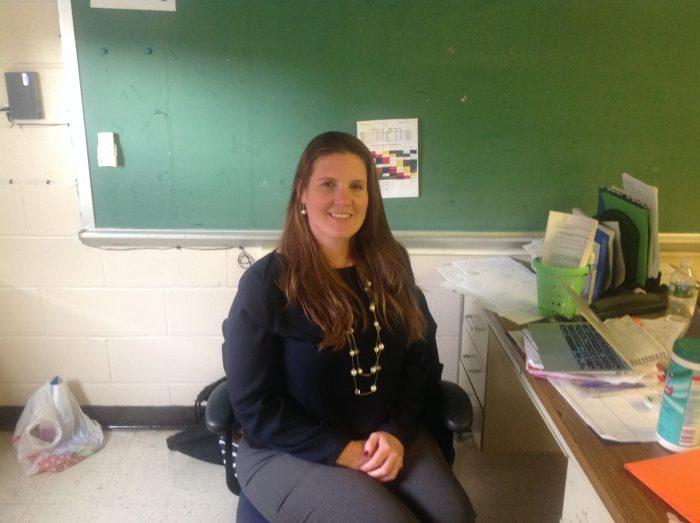 Meet Ms. Hennessey