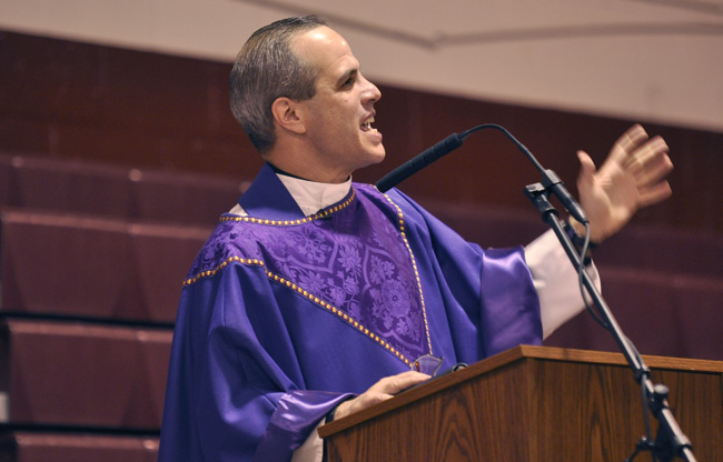 HC Celebrates Immaculate Conception