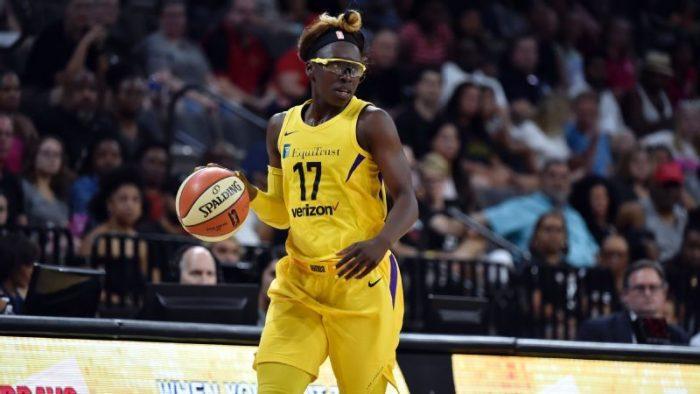 The Athlete Spotlight: Essence Carson