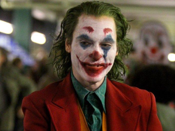 The Joker Takes Jersey