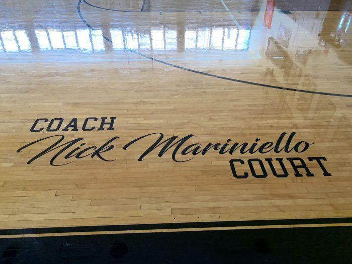 Coach Nick's Court