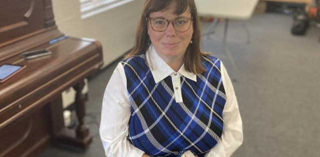 Get to know Mrs. Sarah Degnan-Barbi